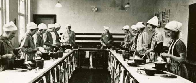 Skolekøkken1936