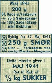 Rationeringsmærker